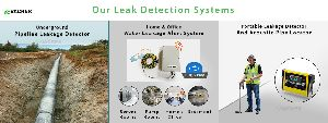Water Leakage Monitoring System