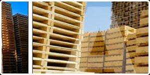 Custom - Built Wood Pallets