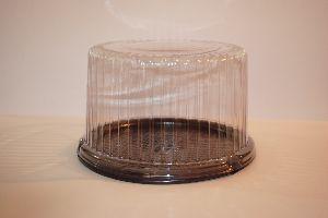 Rajgharana Packaging Plastic Cake Box