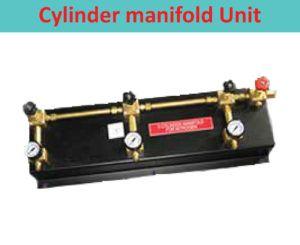 Cylinder manifold Unit