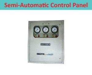 Semi-Automatic Control Panel