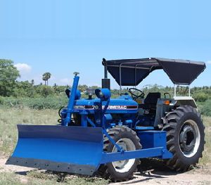 Farmtrac Front Dozer