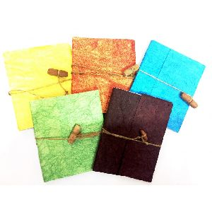 Handmade Leather Finish Paper