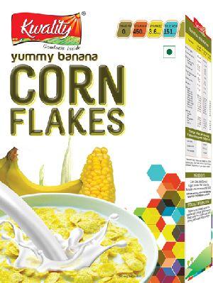 Corn Flakes Banana