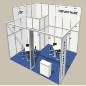 Exhibition Maxima Stall