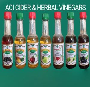 Cider And Herbal Vinegar