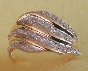 Designer Gold Ring 06