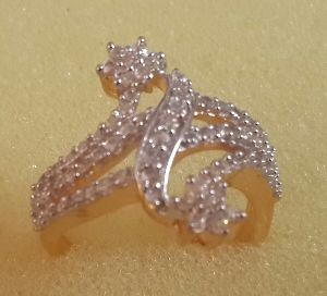 Designer Gold Ring 07