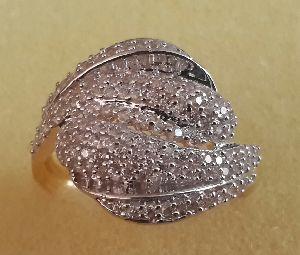 Designer Gold Ring 08