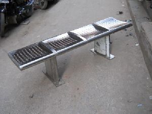 AKSB-02 Stainless Steel Benches