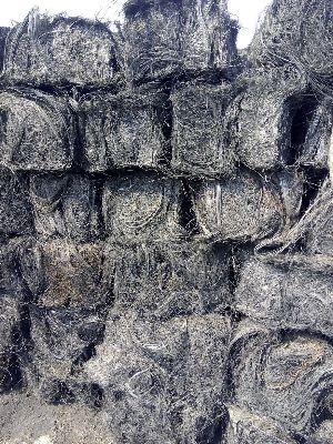 Tyre Burnt Wire Scrap