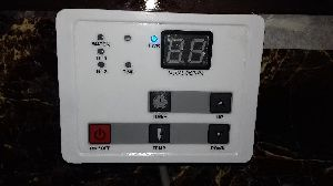 Electric Steam Control Panel
