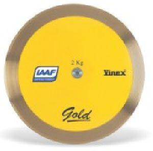 Vinex Gold Discus Throw