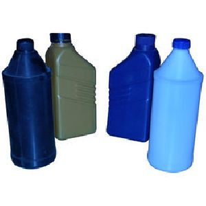 Plastic Coolant Bottles