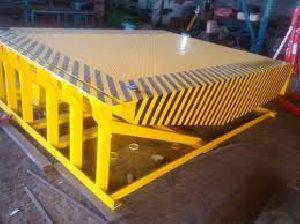 Portable Dock Leveler
