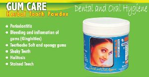 GAM CARE Tooth Powder