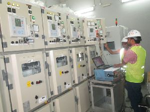 Relay Testing Service