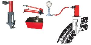 Hydraulic Tyre Remover