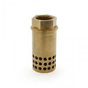 Hole Type Gun Metal Foot Valve