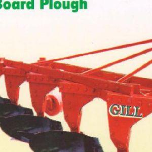 Gill Mould Board Plough