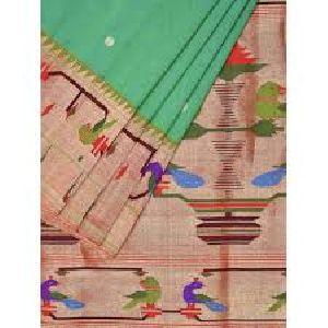 Paithani Silk Handloom Saree