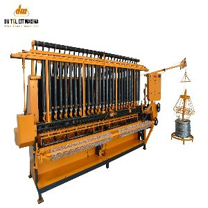Automatic Hexagonal Wire Knitting Machine