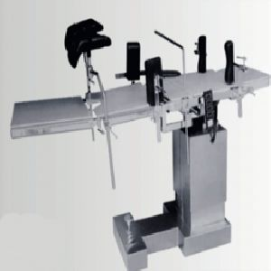 Motorised C Arm Compatible Ot Table