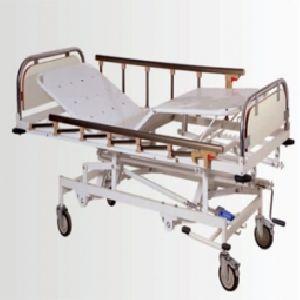 Sunmica Panels Side Railings ICU Bed