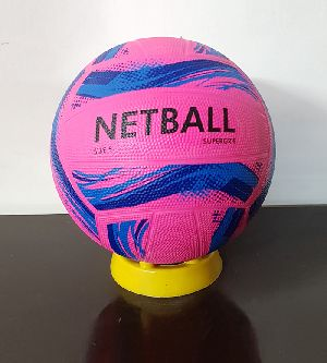 Hand Stiched AND Moulded Net Ball