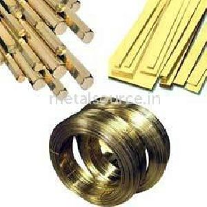 Brass Rods, Wires And Flats