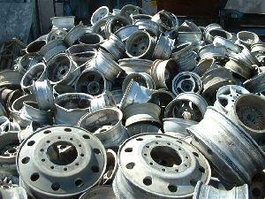 Alluminium wheel scraps/Aluminum UBC Scrap