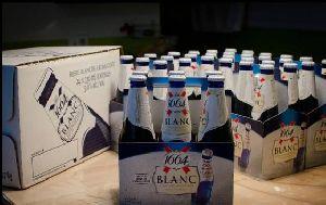 French Origin Kronenbourg Blanc Beer 1664