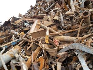 Heavy Melting Metal Scrap
