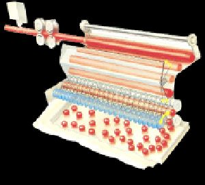 Ball Gum Cutting Machine