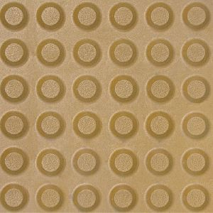 Tac Button Yellow Plus Floor Tiles