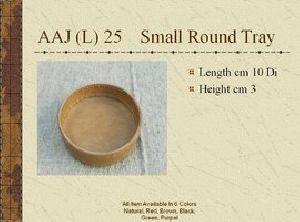 Small Round Tray