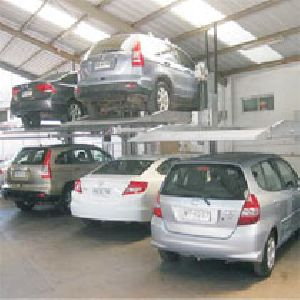 Hydraulic Car Parking Stackers