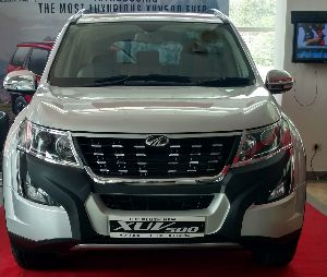 Xuv 500 New Front Bumper Guard