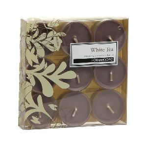 Scented Tea Lights White Tea