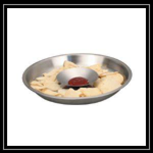Snack Server Plate