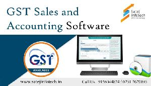 Gst Accounting Software, Gst Billing Software