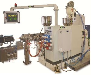 High Speed Telecom Micro Duct Extrusion Line Machine
