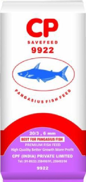 Cp 9922 Fish Feed