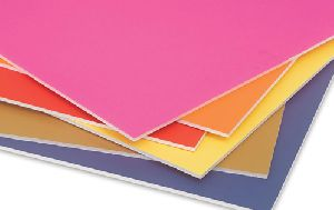 Coloured Pvc Foam