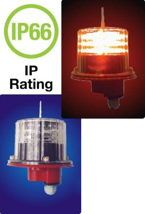 LED Aviation Obstacle Lights