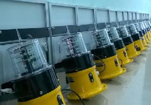 Solar LED Aviation Obstacle Light