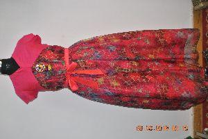 Elv/ 0002 Long Dress