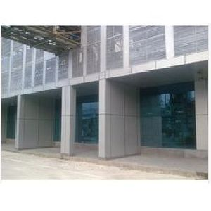 Lower Structural Glazing Services