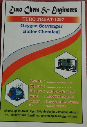 Boiler Chemical Euro Treat-1297 (oxygen Scavenger)