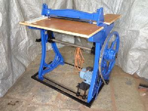 Foot Operated Index Cutting Machine